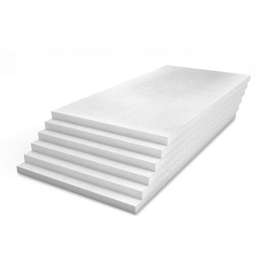 Weiße 30mm Klimaplatten im günstigen 5er Mehrpack