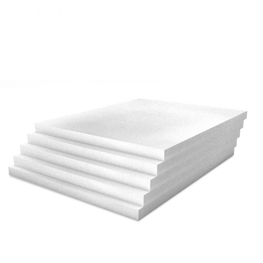Kalziumsilikatplatten für die Innendämmung mit 30mm Stärke in weißgrau im Mehrpack