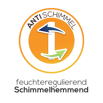 Anti-Schimmel-Effekt & feuchteregulierend Icon