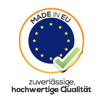 Made in EU - Hergestellt in der EU Icon