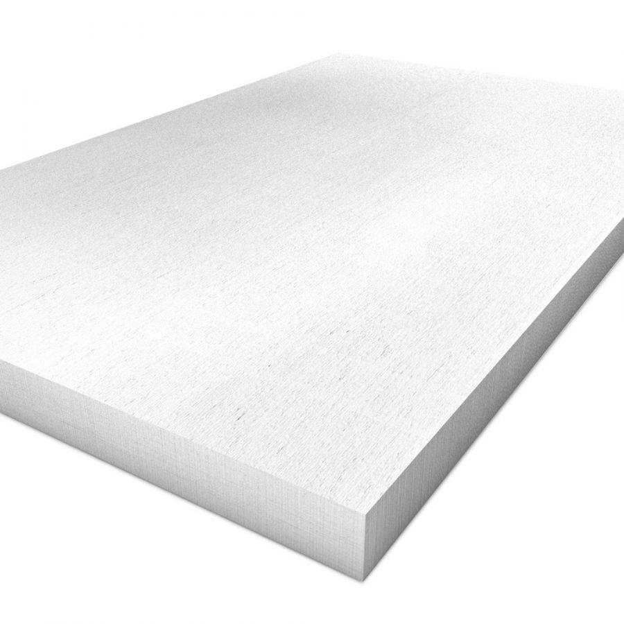 Kalziumsilikatplatte vorgrundiert im Format 1000 x 625 50 mm