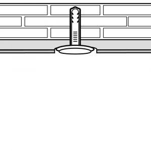Decken- und Wandschrägen Verarbeitung (Schritt 5)